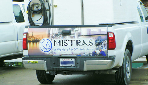 mistras Wraped tailgate